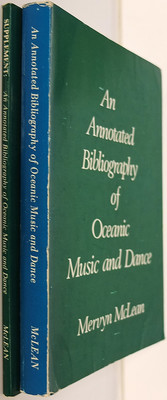 An Annotated Bibliography of Oceanic Music and Dance with Supplement