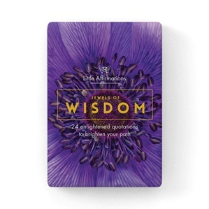 Jewels of Wisdom - 24 Affirmation Cards