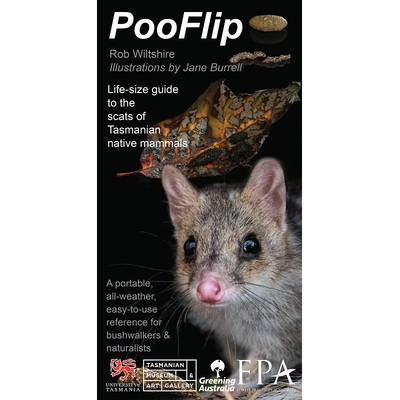 Poo Flip - Guide to the Scats of Native Mammals of Tasmania