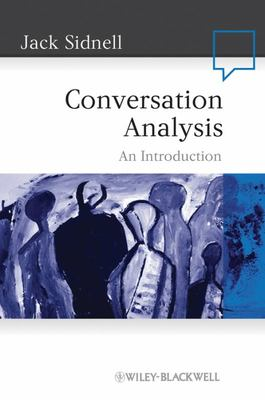 Conversation Analysis - An Introduction
