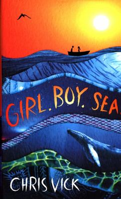 Girl, Boy, Sea