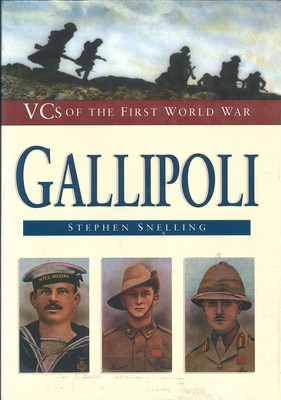 VCs of the First World War Gallipoli
