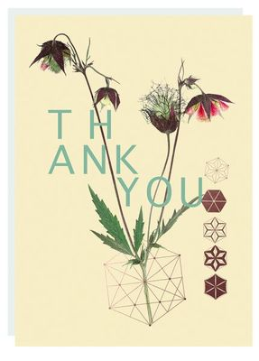 Thank You (Lil Blooms FWW0114)