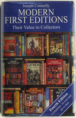 Modern First Editions. Their Value to Collectors