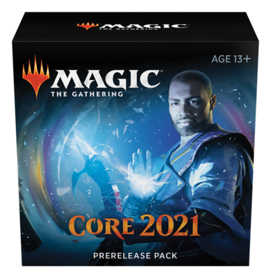 Core 2021 Prerelease Event 12 Wednesday 1st 2:30pm