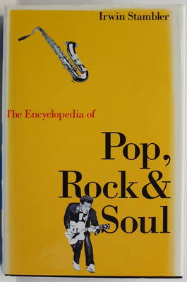 The Encyclopedia of Pop, Rock and Soul