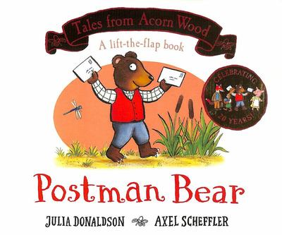 Postman Bear (20th Anniversary Edition)