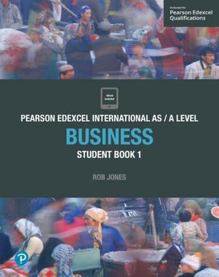 Pearson Edexcel International AS Level Business Student Book