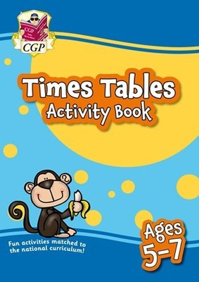 Times Table Home Learning Activity Bk (Ages 5-7)
