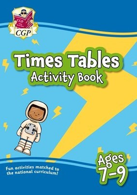 Times Table Home Learning Activity Bk (Ages 7-9)