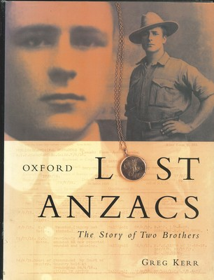 Lost Anzacs - The Story of Two Brothers