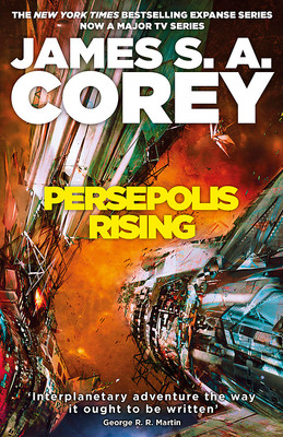 Persepolis Rising (#7 The Expanse)