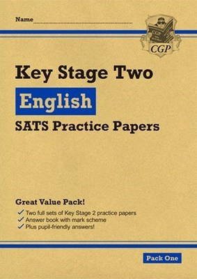 KS2 English SATS Practice Papers: Pack 1 (for the 2020 test)