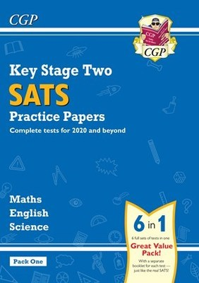 New KS2 Complete SATS Practice Papers Pack: Science, Maths & English (for the 2020 tests) - Pack 1
