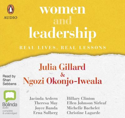 Women and Leadership - Real Lives, Real Lessons