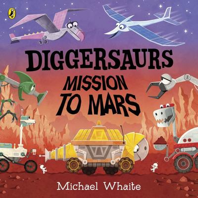 Mission to Mars (Diggersaurs)