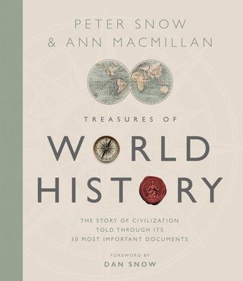 The Treasures of World History - The Story of Civilization in 50 Documents