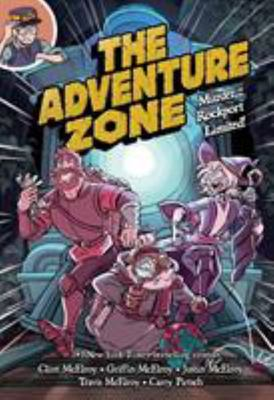 The Adventure Zone #02: Murder on the Rockport Limited