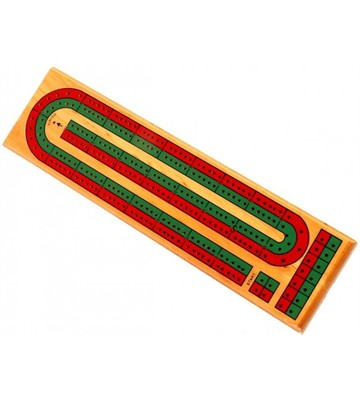 Cribbage 2 colour track