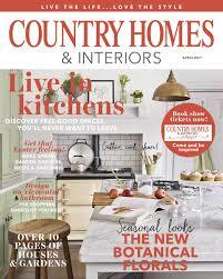 Country Homes & Interiors S/F