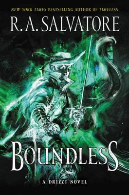 Boundless - A Drizzt Novel