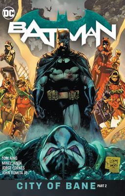 Batman Vol. 13: The City of Bane Part 2 (HB)