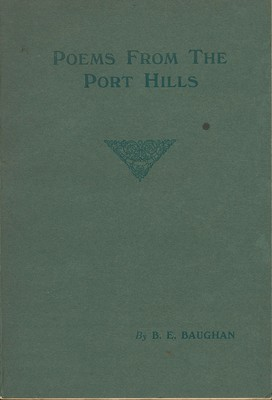 Poems from the Port Hills