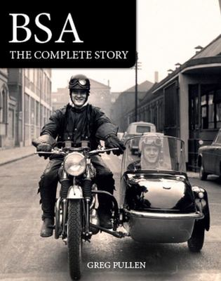 Bsa - The Complete Story