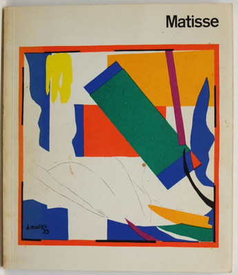 Matisse 1869-1954 A retrospective exhibition at The Hayward Gallery