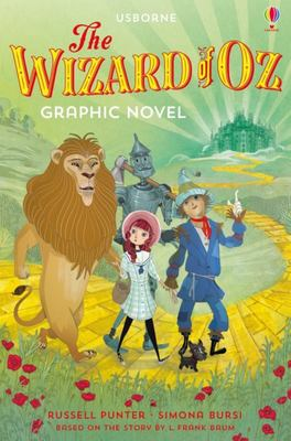 The Wizard of Oz Usborne Graphic