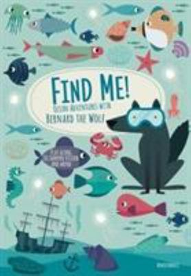 Find Me! Train Your Brain with Bernard the Wolf at the Seaside
