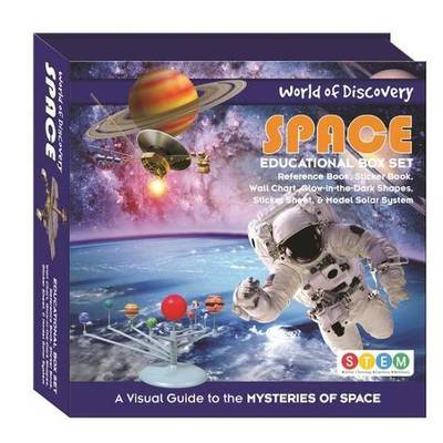 World Discovery Space Educational Set
