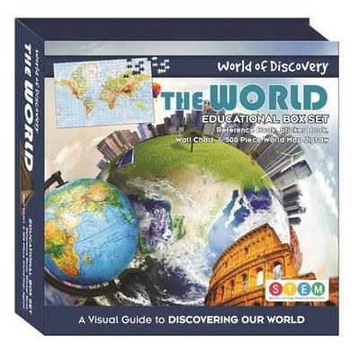 The World Educational Box Set (World of Discovery)