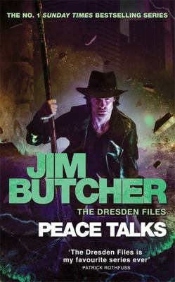 Peace Talks (#16 Dresden Files)