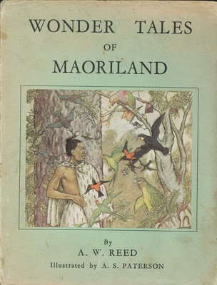 Wonder Tales of Maoriland