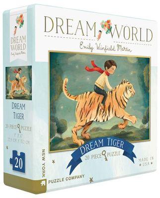 Mini Tiger Puzzle 20 pc