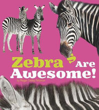 Homepage zebras are awesome