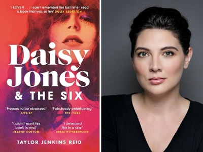Daisy Jones and The Six - Taylor Jenkins Reid in conversation