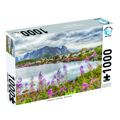 Large 9350375008103 lofoten is norway