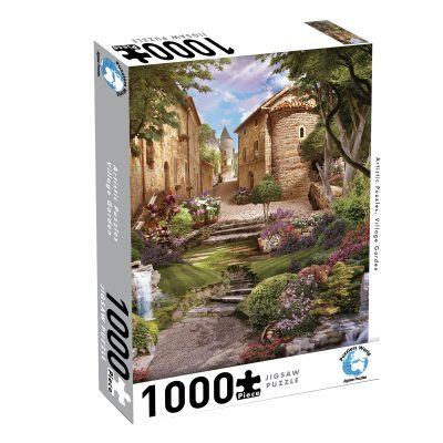 Puzzle - Enchanted Garden 1000 pce