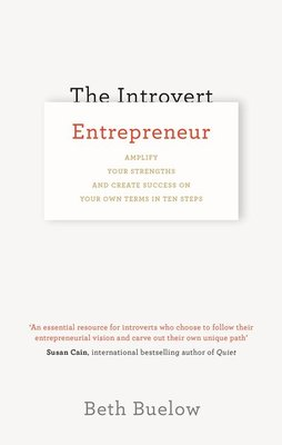 Large introvert entrepreneur
