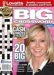 Lov Big Crossword