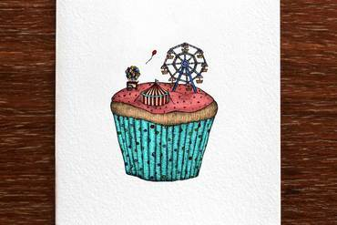 The Nonsense Maker - Cupcake Carnival