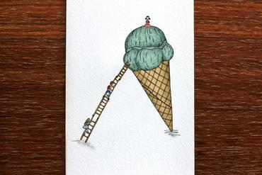 The Nonsense Maker - Ice Cream With A View