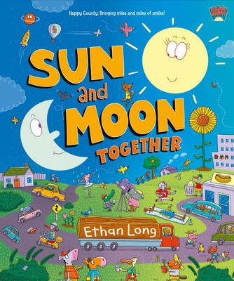 Sun and Moon Together - Happy County Book 2