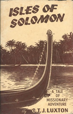 Isle of Soloman A Tale of Missionary Adventure