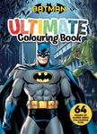 Batman: Ultimate Colouring Book (DC Comics)
