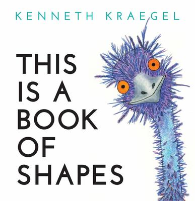 This Is a Book of Shapes (Board Book)