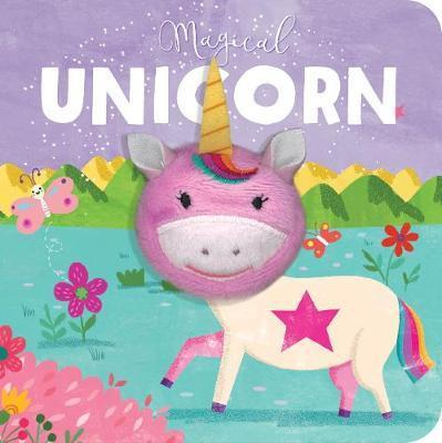 Magical Unicorn Finger Puppet Book
