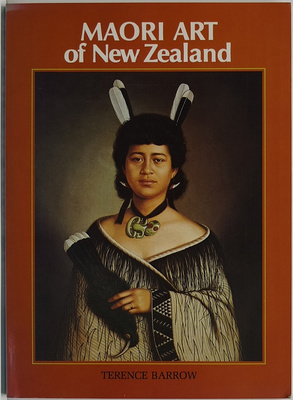 Maori Art of New Zealand